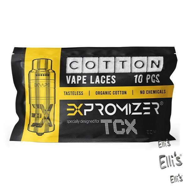 Exvape Expromizer Cotton Vape Laces Wickelwatte