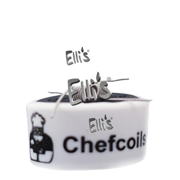 Chefcoils Handmade MTL V2A Coil
